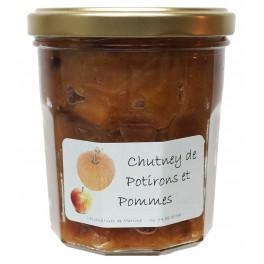 Chutney de Potirons et Pommes