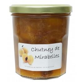 Chutney de Mirabelles
